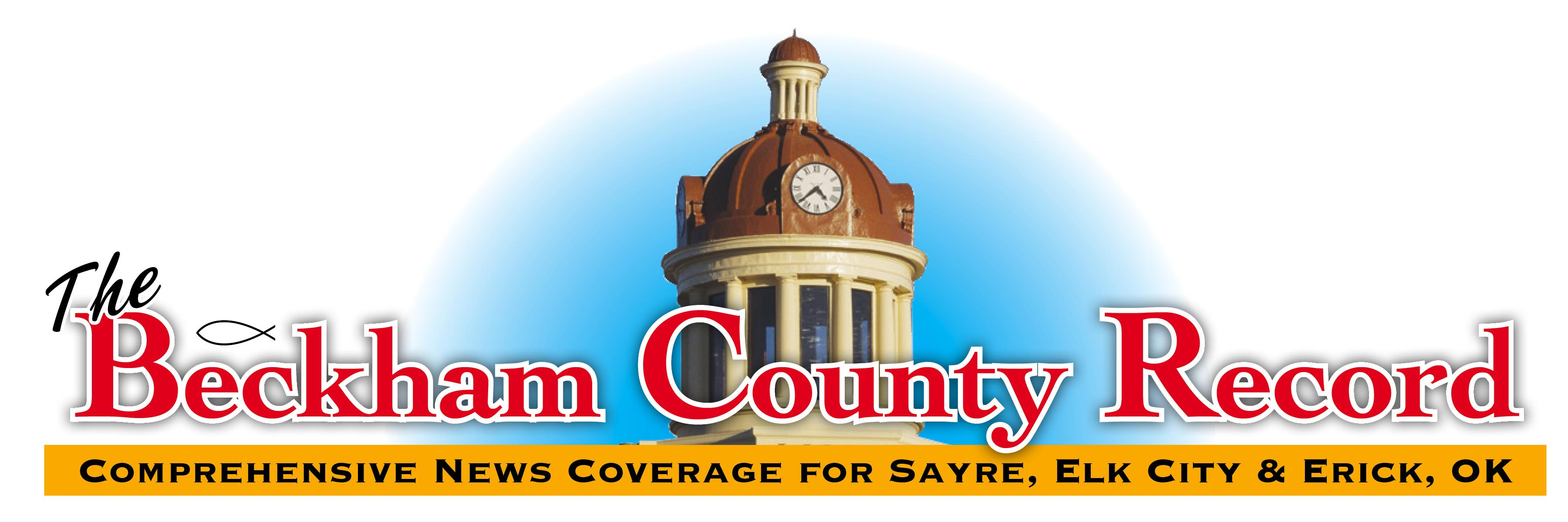 The Beckham County Record Logo